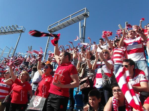 One last hurrah for Granada CF fans?