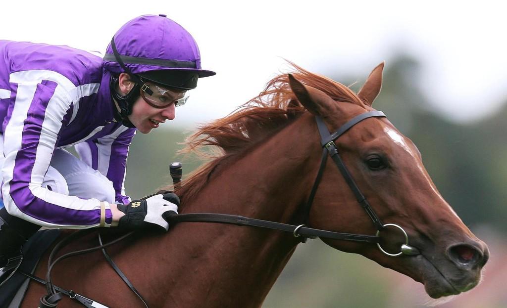 australia wit joseph in saddle winning Derby
