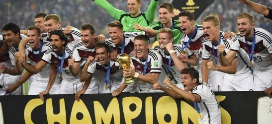 germany celebrate