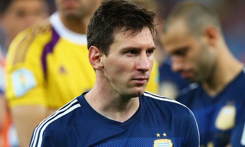 """""""The pain is very great"""" Lionel Messi"""