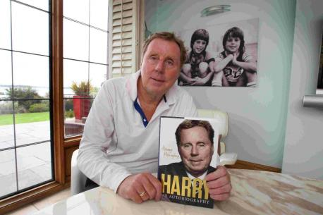 redknapp and book