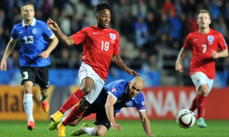 sterling in action