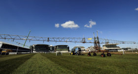 Horse Racing - The 2013 John Smith's Grand National - Preview Day - Aintree Racecourse