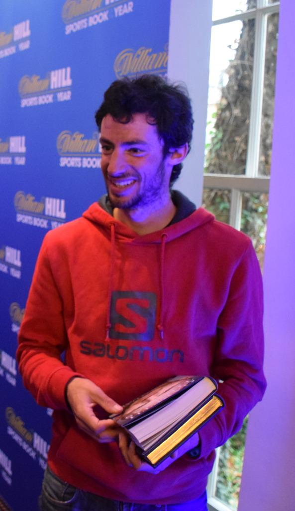 Kilian Jornet. Endurance runner. w hill awards 2014