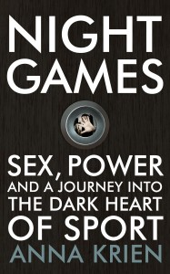 Night Games winner 2014 william hill sports book of the year