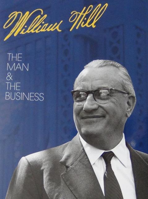 william hill book cover