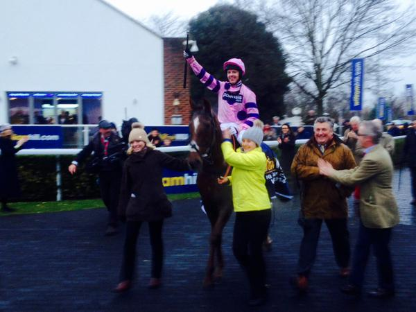 conti fehily and team ditcheat win