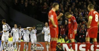 liverpool lose to basle