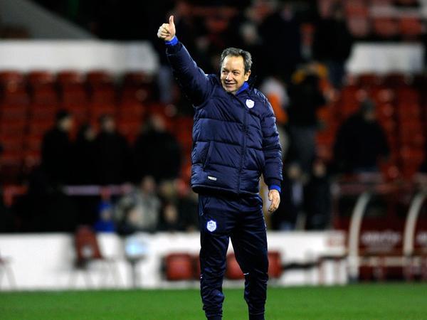 Stuart Gray, manager of Sheffield Wednesday