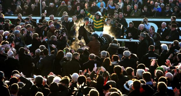 Leopardstown roars as AP wins Hennessy Gold Cup