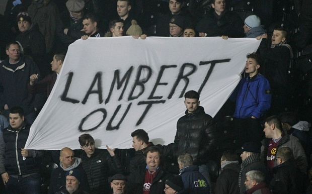 Villa fans get what they demanded