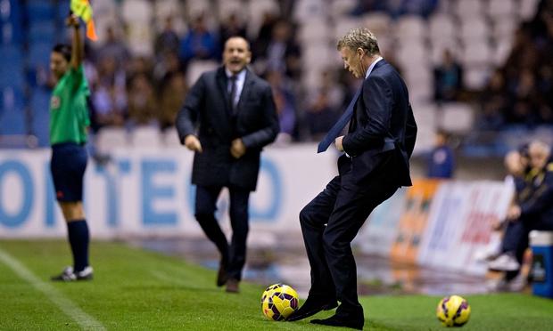 RC Deportivo La Coruna v Real Sociedad de Futbol - La Liga