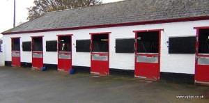 The Dreaper stables outside Dublin