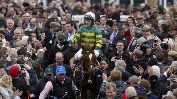 McCoy's final Cheltenham win