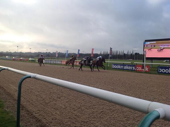 Wolverhampton races. Photo by Wolverhampton Racecourse