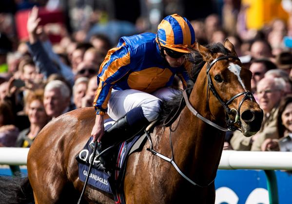 Ryan Moore rides Gleneagles to victory