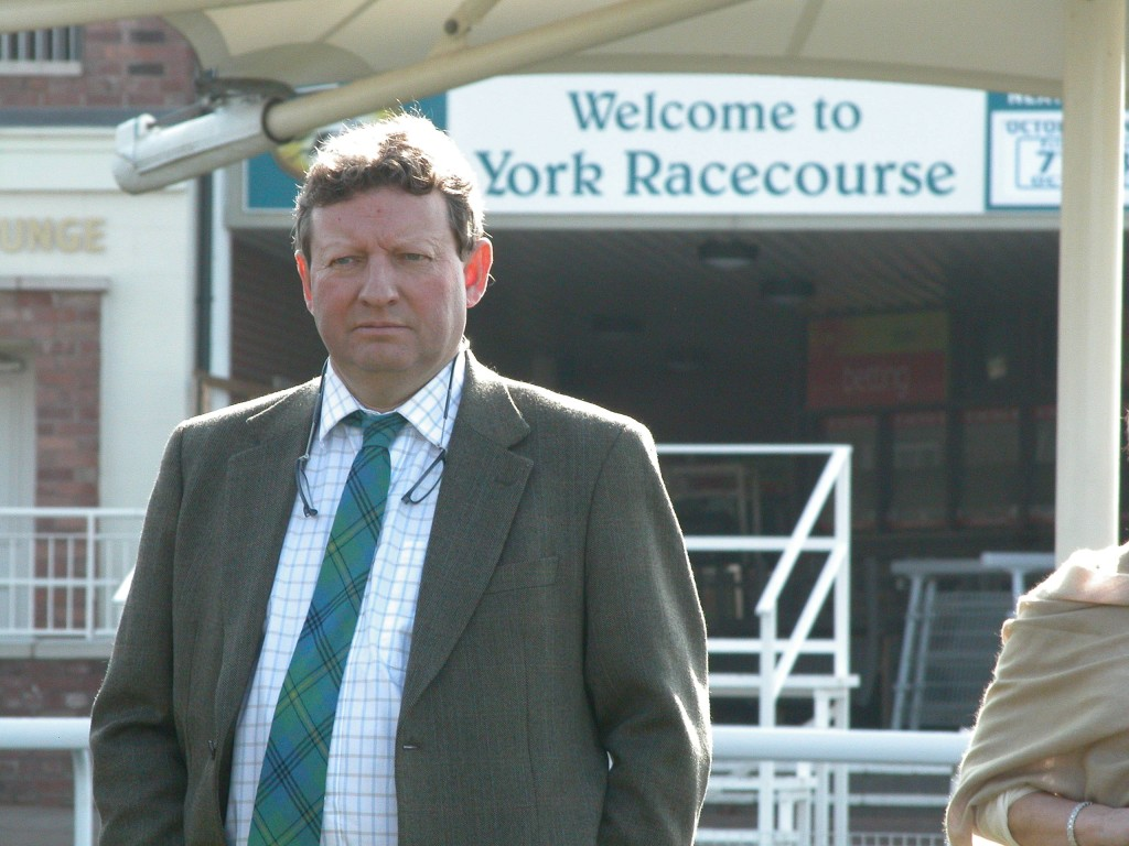 Mark Johnston big at York by Vernon