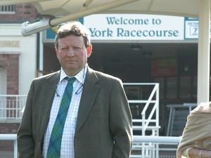 Mark Johnston was critical of jockey Jamie Spencer
