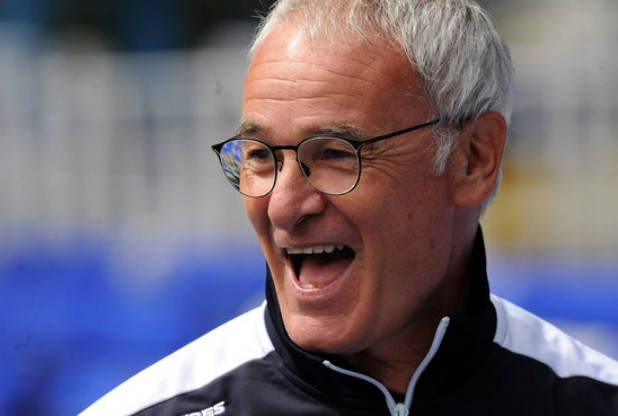 Claudio Ranieri - a man with plenty to smile about