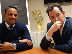 VG TIPS behind the scenes with Channel 4 Racing, Part 2. Nick Luck and Rishi Persad speak out