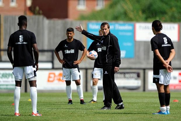 Ian Ridley talks non league football