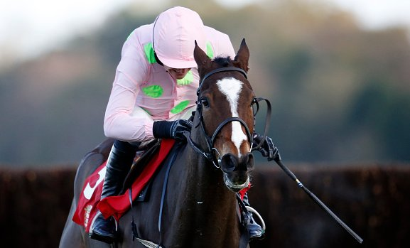 Vautour heads for the Ryanair Chase