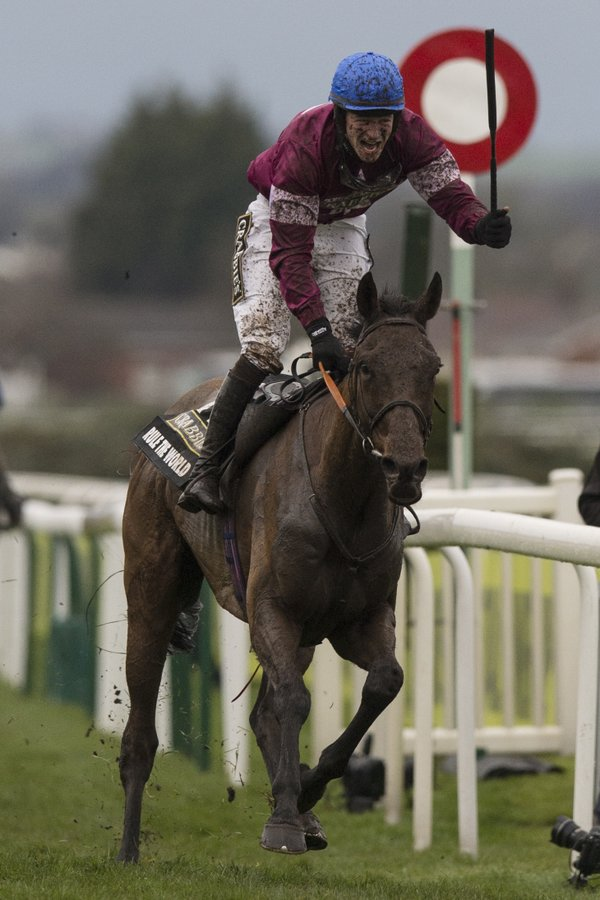 Vernon grant tipped rule the world to win the grand national at 50/1