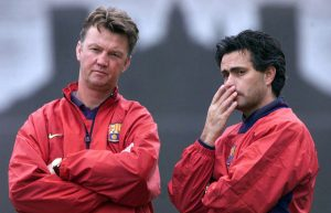 jose and louis together at barcelona