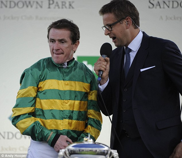 Will McCoy and Chamberlin team up on ITV racing