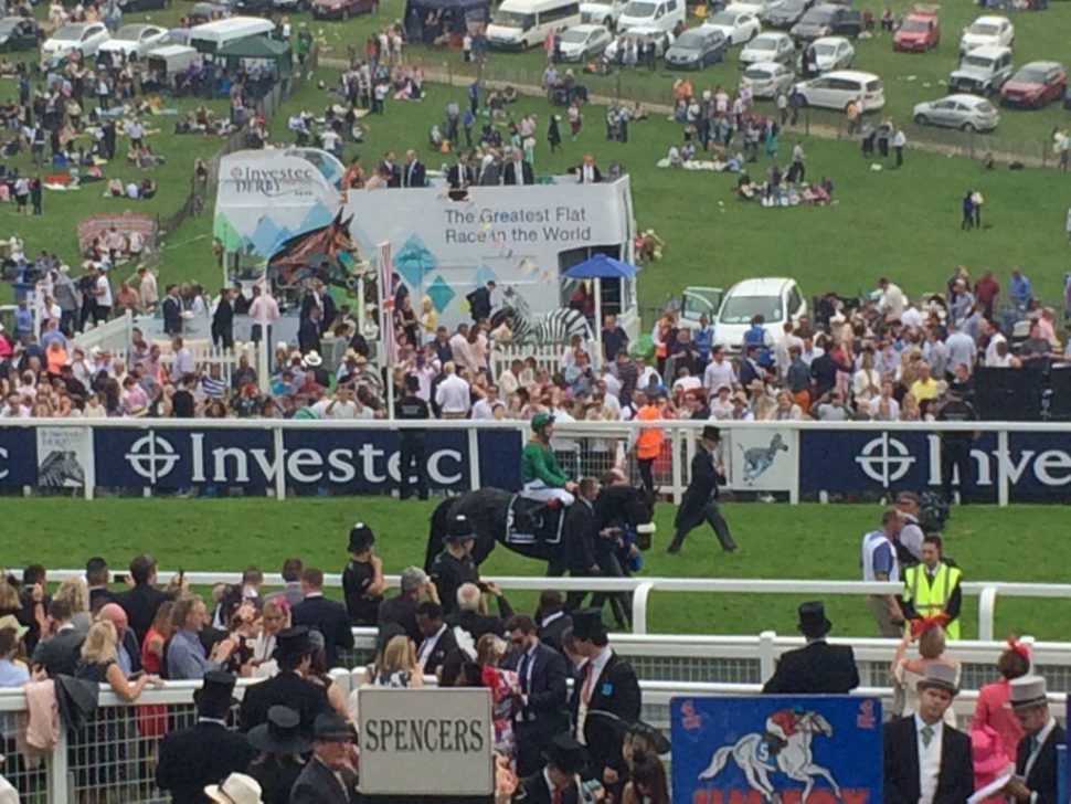 2016 derby suffered from low attendance