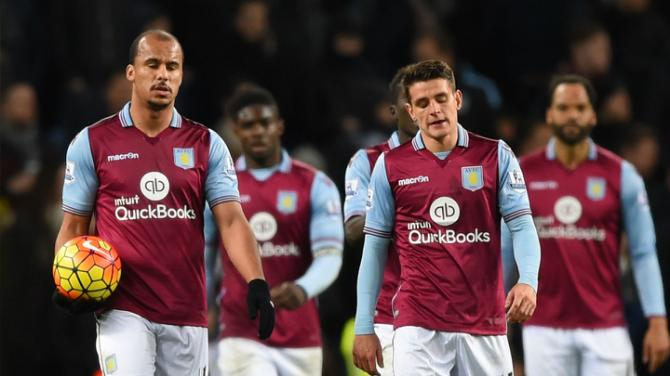 VG TIPS tipped Aston Villa to be relegated as long ago as August 2015