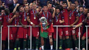 At last! Portugal win a tournament
