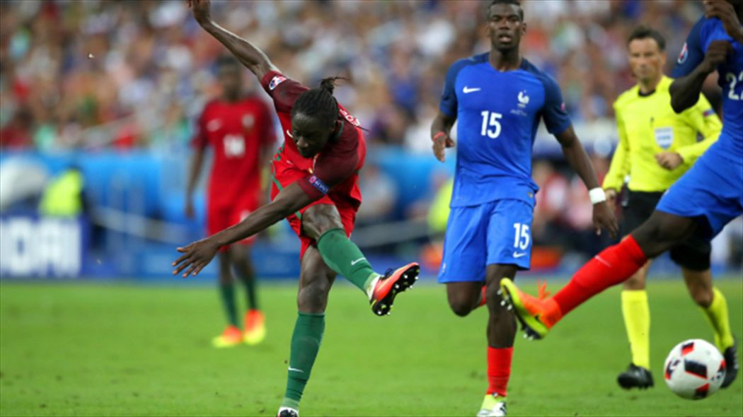 Eder scores the only goal in euro 2016 final