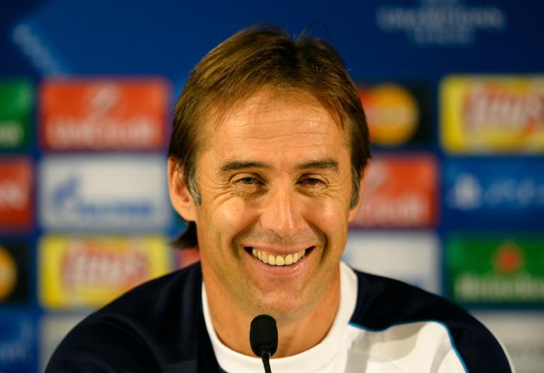 spain's new football manager Julen Lopetegui