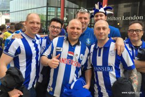 sheffield wednesday fans look forward to the new season