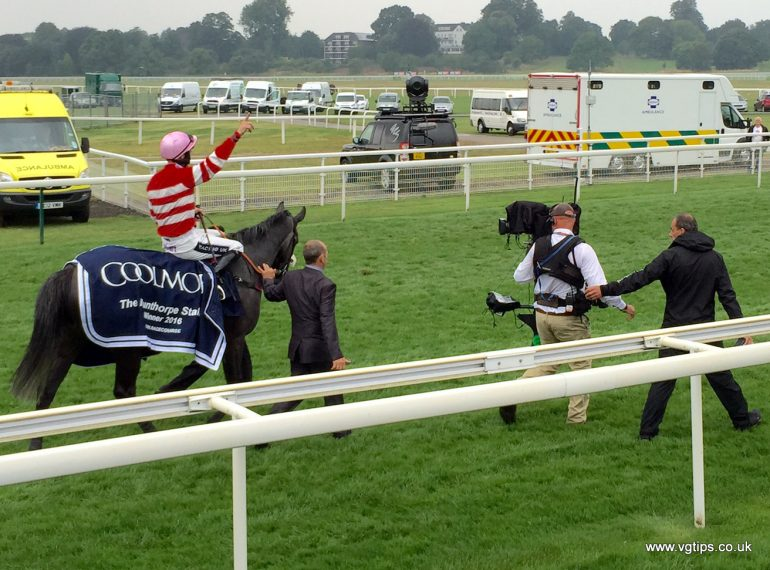 meccas angel wins nunthorpe stakes at york in 2016