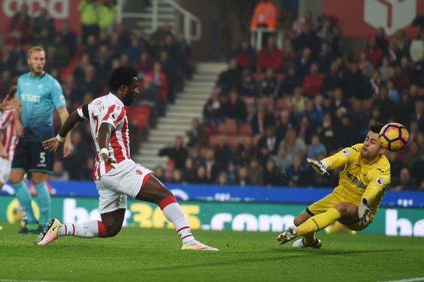 Wilfried Bony was 5/1 to be first goalscorer