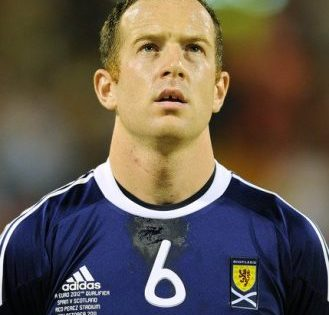 "England v Scotland. Charlie Adam: ""My face doesn't fit with Gordon Strachan"""