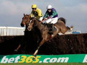 Jockeys. Get off their backs