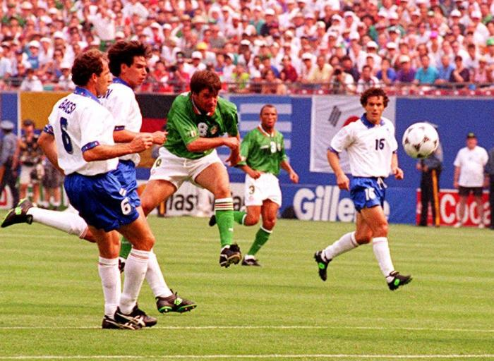 Vernon Grant's best bets include Ireland winning at World Cup 1994