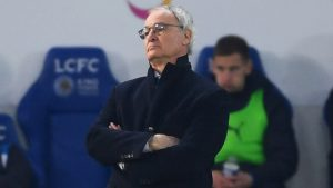 claudio ranieri sacked at Leicester