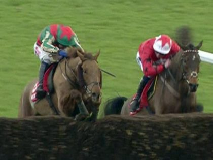 Vieux Lion Rouge a winner at 8/1 for members of VG Tips