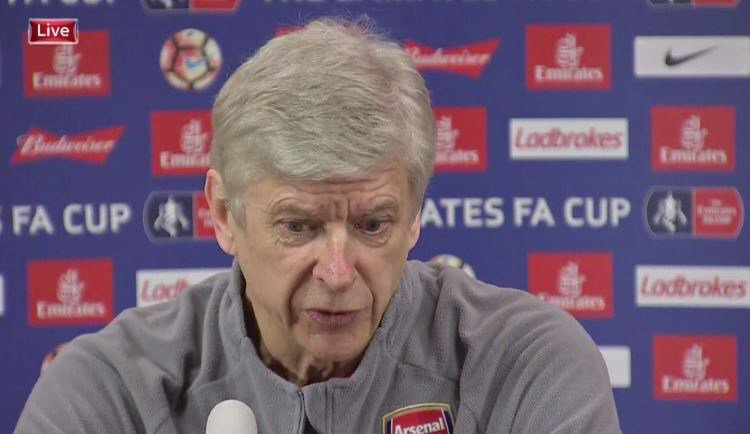 arsene wenger says he will manage somewhere next season