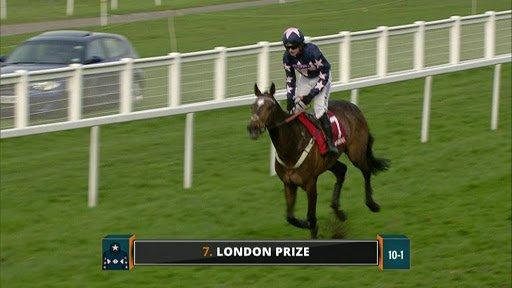 ITV photo of London Prize