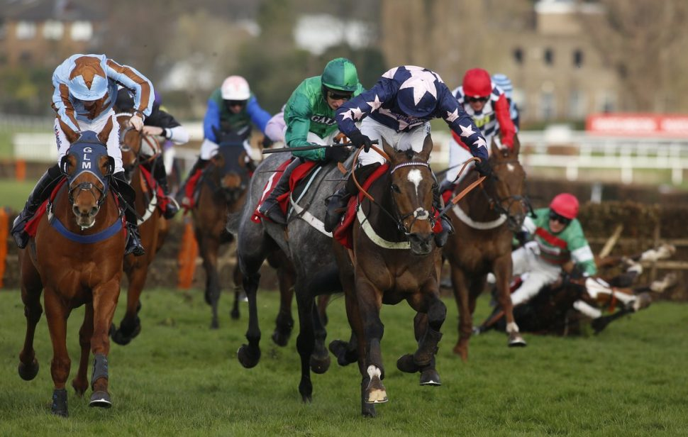 London Prize wins the Imperial Cup