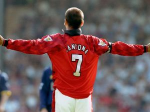 25 years of Eric Cantona