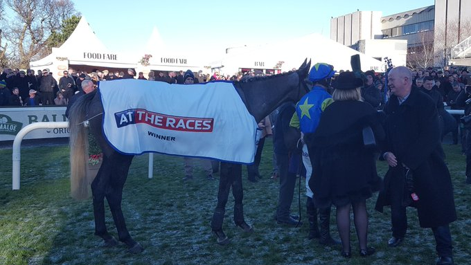 Flawless Escapes wins first race at Leopardstown