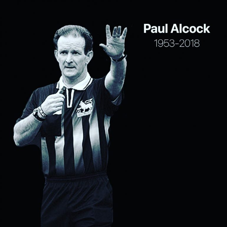 paul alcock remembered