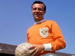 Jimmy Armfield. Footballer. Journalist. Gentleman.