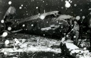 munich air crash photo